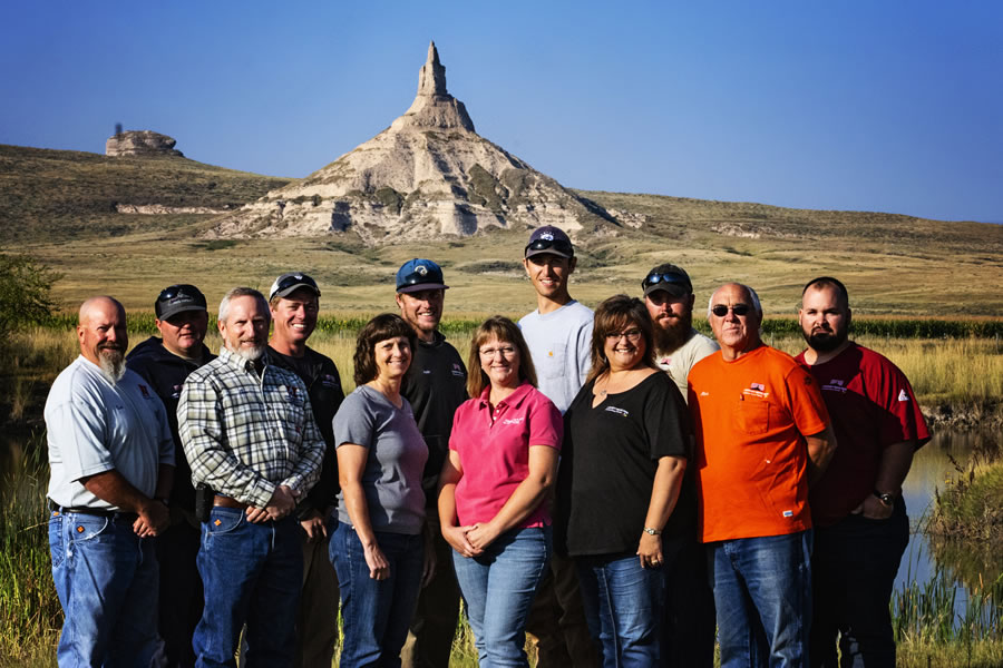 Chimney Rock Public Power District Employees